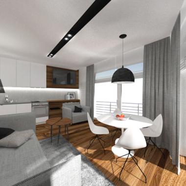 apartament w Międzyzdrojach 1